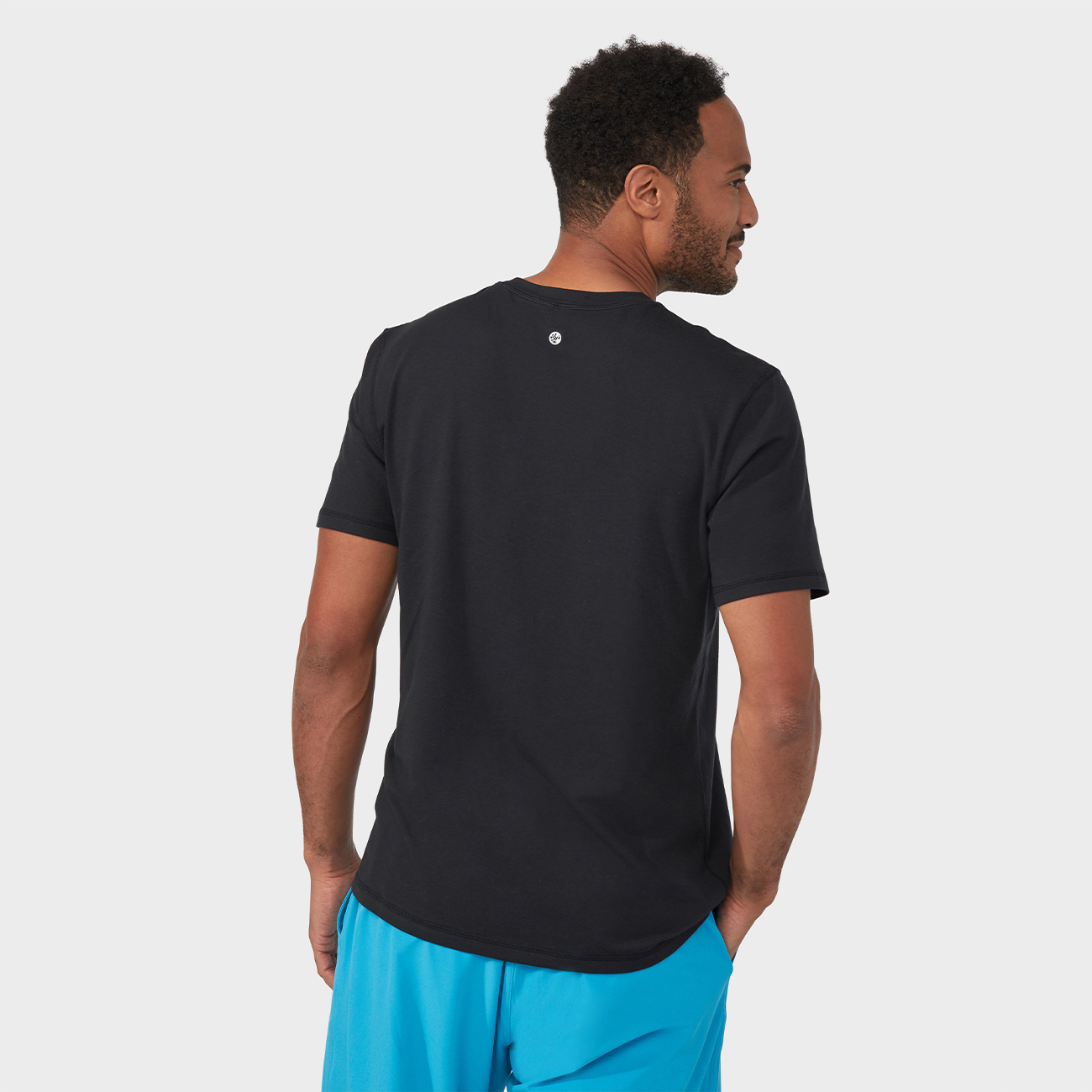 Performance Top Crew Neck Tee - Black | T-Shirts | Herren ...