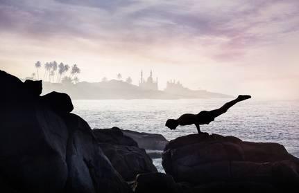 Yoga-auf-Reisen