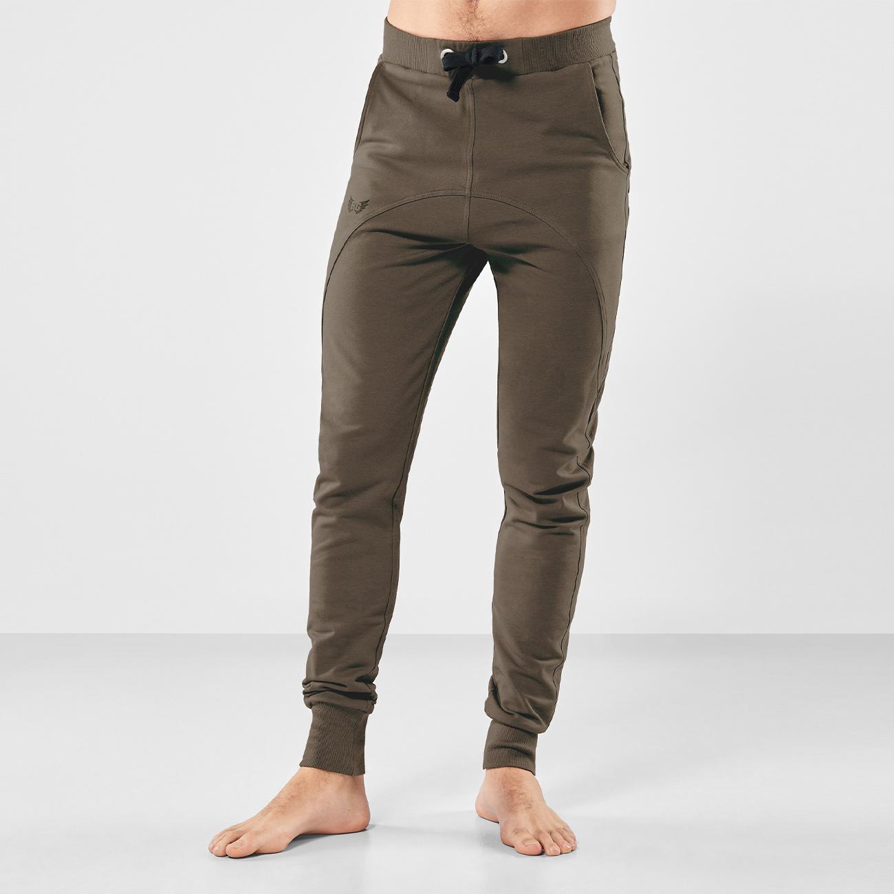 yoga pants arjuna - inca cacao | yogahosen | herren | yoga