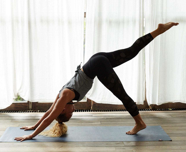 Die Sechs Besten Yoga übungen Für Eine Offene Hüfte