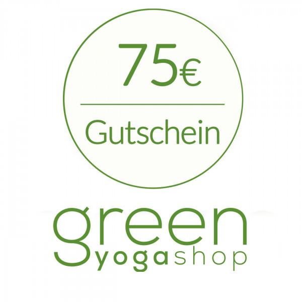 Geschenkgutschein - €75