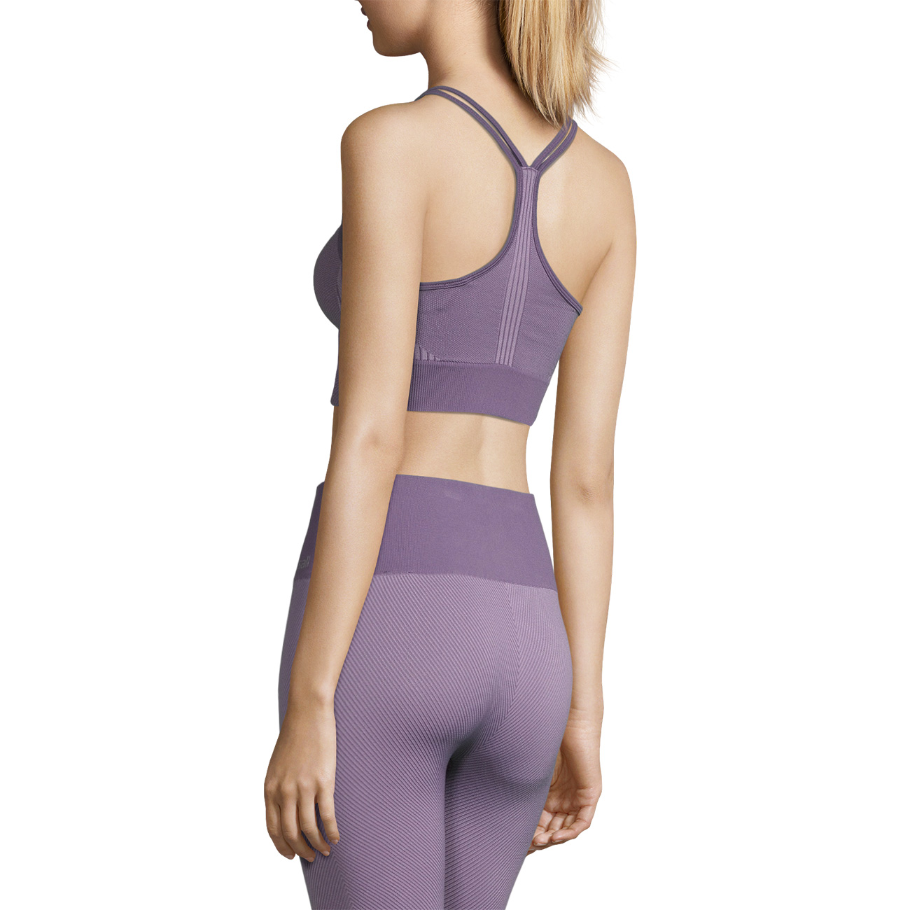 on sale 5586d f71f6 Sport Seamless Women s Casall Lavender By Spa Bra s Sports Top xzqwzrYA