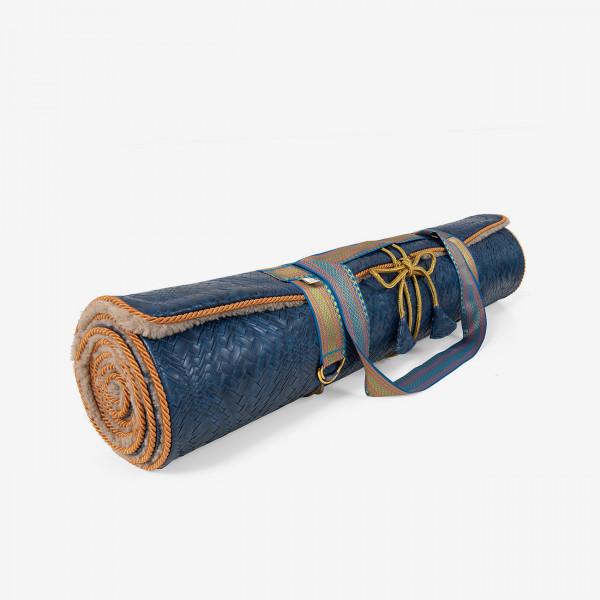 Yoga Rug Mat - Navy