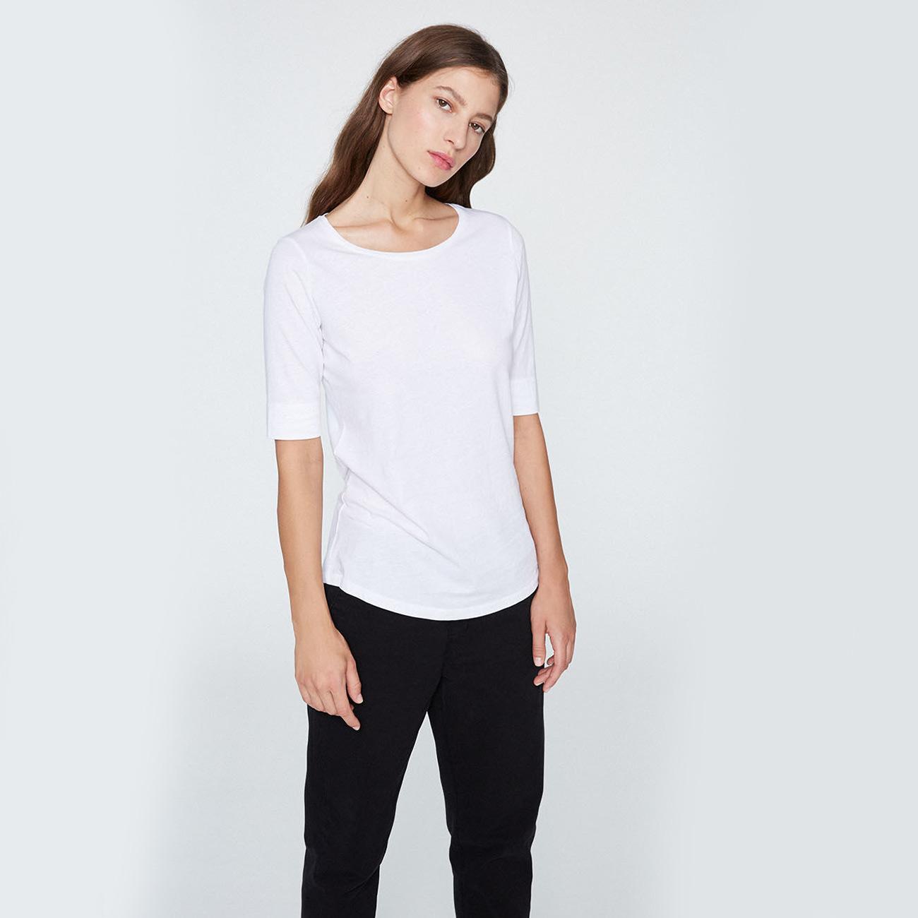 T Shirt Janna Von Armedangels White T Shirts Shirts