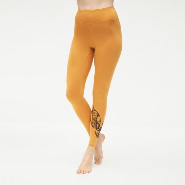/Tanque de Yoga Rosa S Kismet Yoga Style Oliva/ Kali