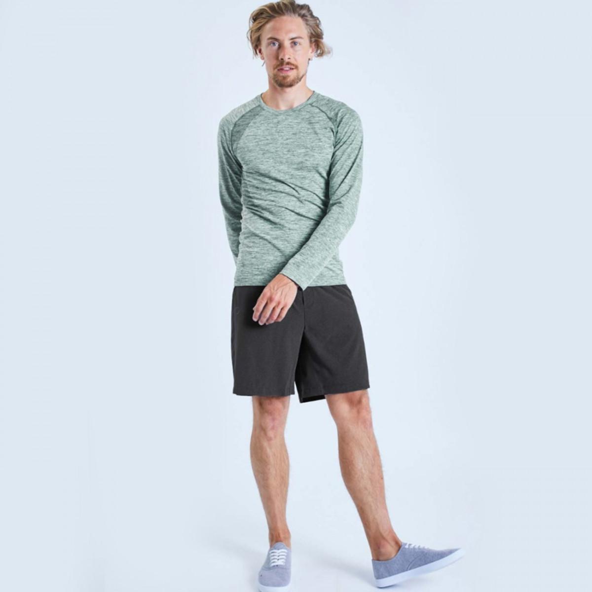 orion longsleeve von ohmme - green | t-shirts | herren