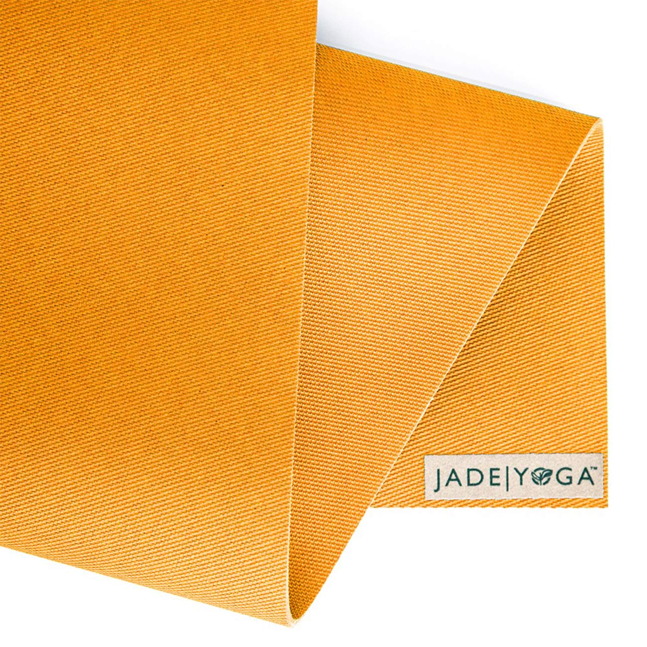 Yogamatte Jade Harmony Limited Edition Saffron Jade