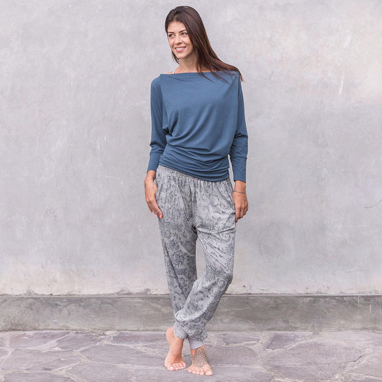 Jaya Fashion - feinste Yoga Kleidung aus Bio-Baumwolle