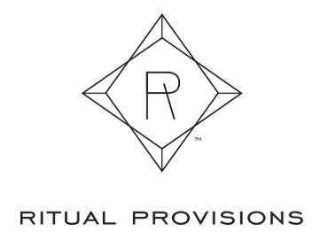 Ritual Provision