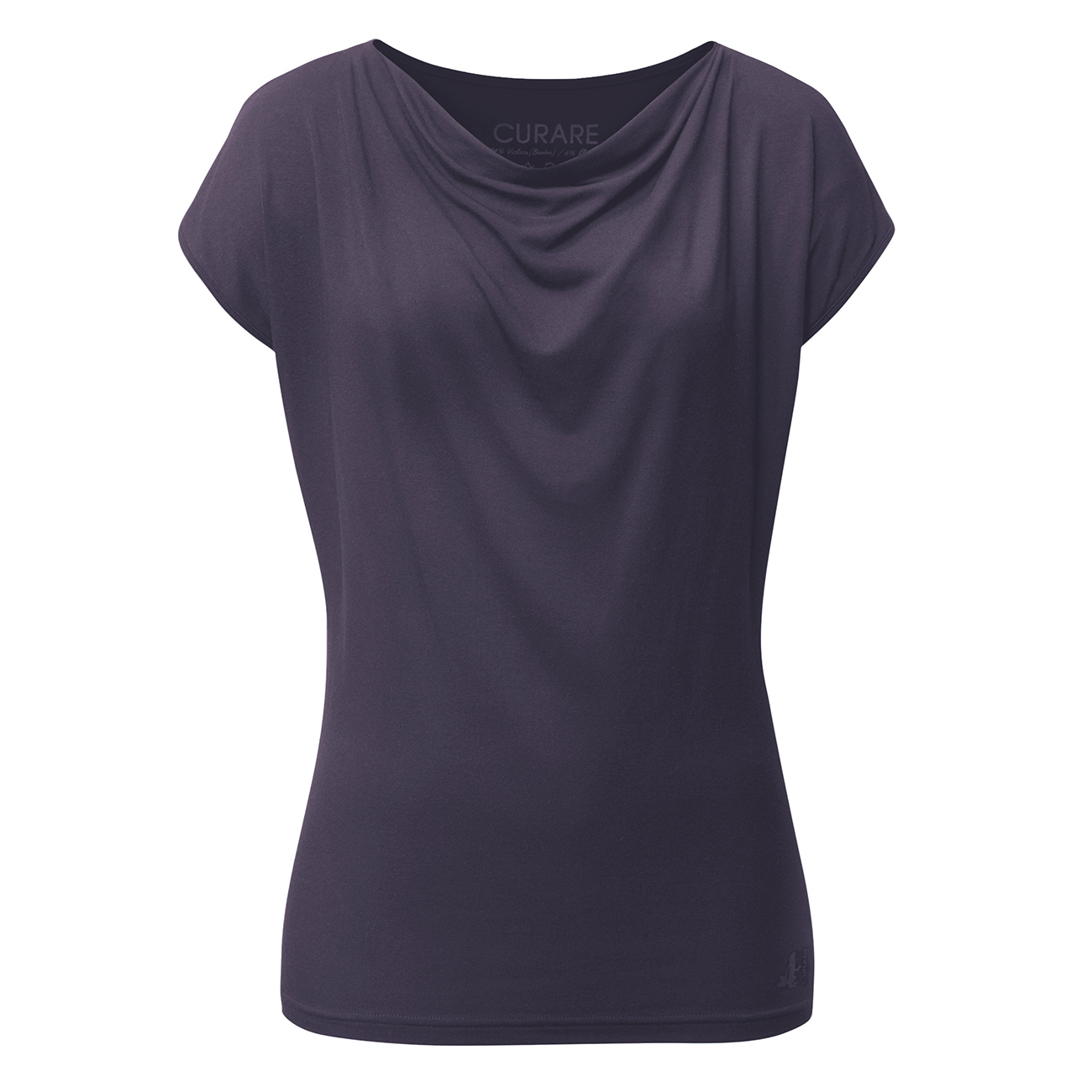 Waterfall Shirt Aubergine T Shirts Shirts And Tops